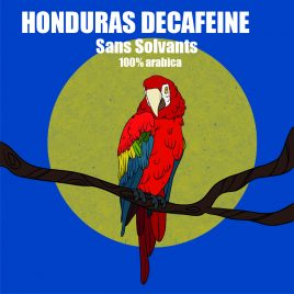 honduras decafeine