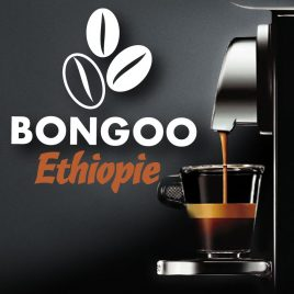 Capsules Compatibles Nespresso Moka Ethiopie