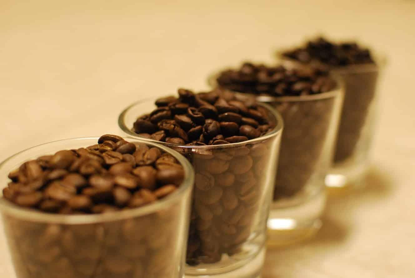 conservation du café