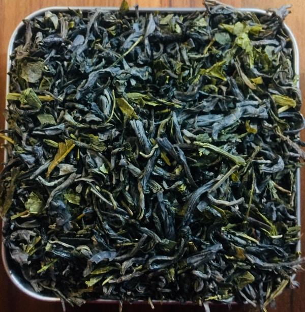 Thé vert Li xi xiang