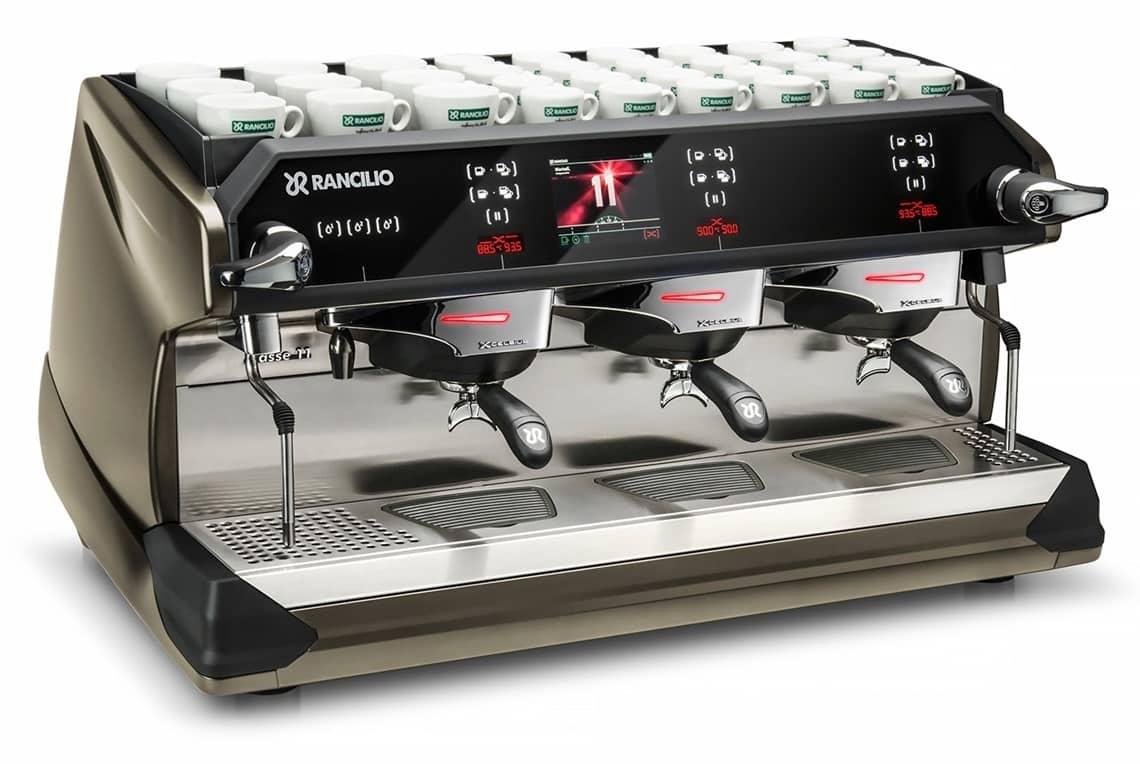 Machine à café professionnelle Rancilio classe 11