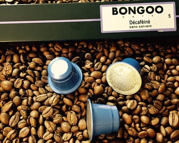 nespresso capsules décaféiné sans solvants