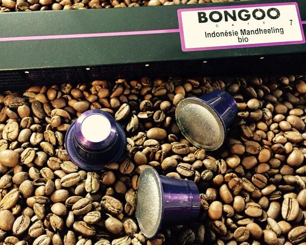 capsules Nespresso Bio