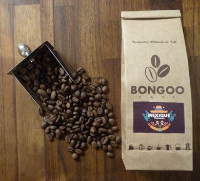 Café bio Mexique