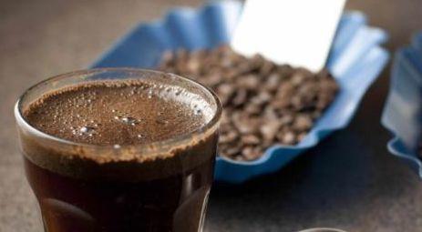 La dégustation du café