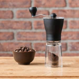 fraîcheur du café en grain