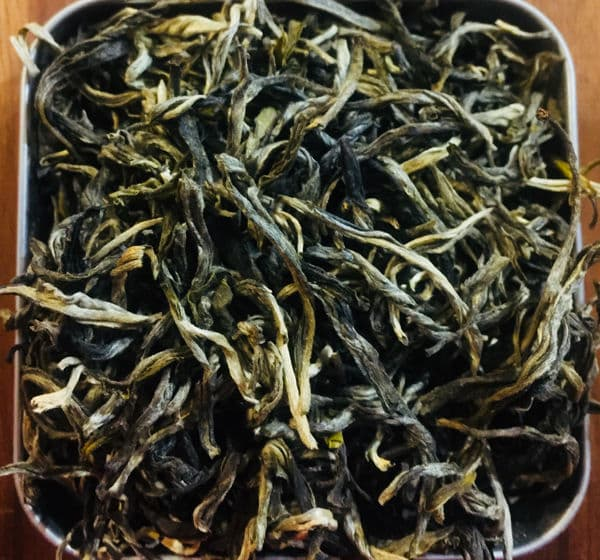 Thé vert Yunnan Silver