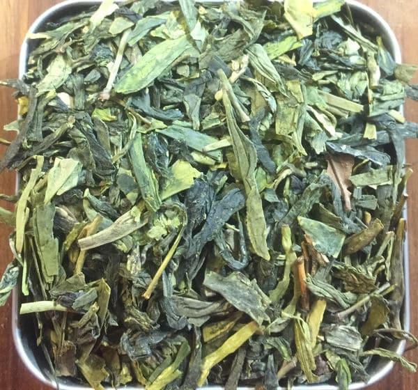 Thé vert Lung Ching Bio