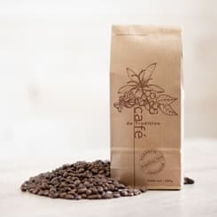 café bio Indonésie