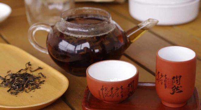 La Chine berceau du thé