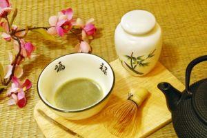 cérémonie du thé et du café